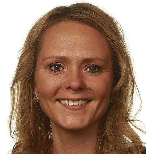 - Alle de fire samarbeidspartiene er enige om at vi trenger bedre veier i Norge, sier Høyres Linda Hofstad Helleland, leder for Stortingets transport- og kommunikasjonskomité. (Foto: Stortinget.no).