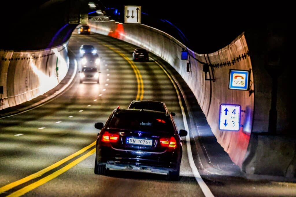 Ny oslofjordtunnel blir ett av stridstemaene når Nasjonal transportplan er under full revisjon. I dag er tunnelen svært ofte stengt.Stein Bjørge